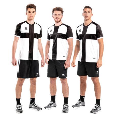 Errea Ti-Cross shirt ontwerp + skin short
