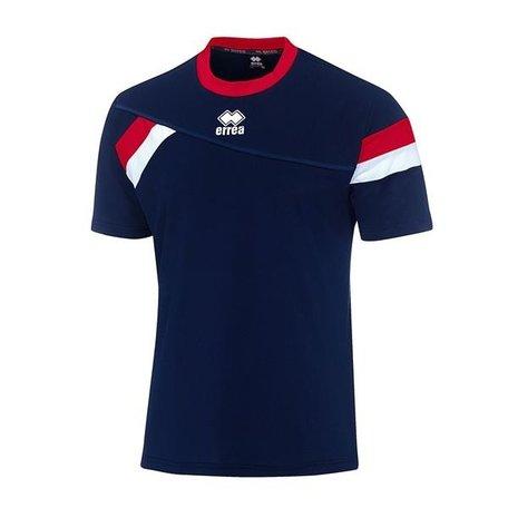 Falkland shirt navy/rood XXS-XS-M