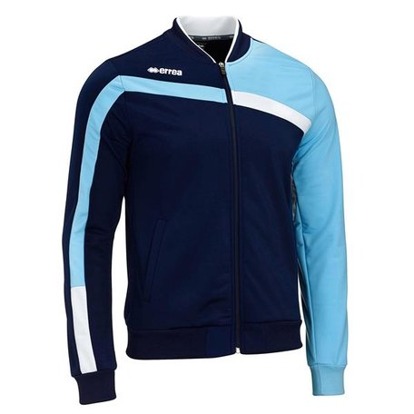 Andromeda trainingsjack navy-lichtblauwe kleur