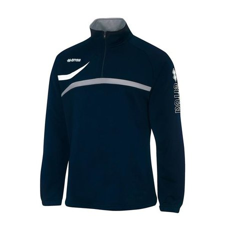 Bristol training sweater met korte rits maat M en XL