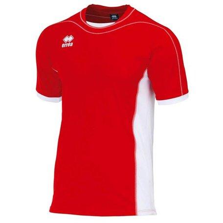 Santos shirt rood  maat M