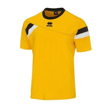Falkland shirt geel zwart maat M