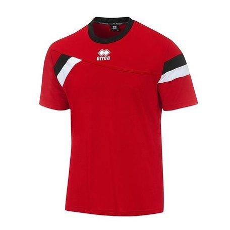 Falkland shirt rood zwart maat S