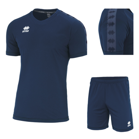 Errea Side shirt + New skin short